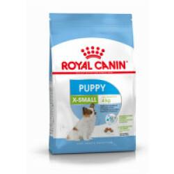 Croquettes Royal Canin X-SMALL Puppy Junior Sac 1,5 kg