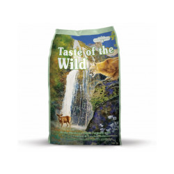 Croquettes sans céréales pour chat Rocky Mountain Feline Taste of the Wild Sac 2 kg
