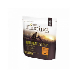 Croquettes pour chat Adulte High Meat True Instinct Sac 1 kg