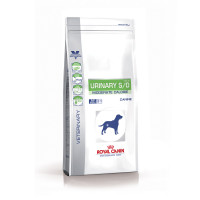 Croquettes Veterinary Diet Urinary S/O Moderate Calorie pour chien Royal Canin