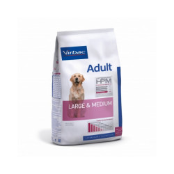 Croquettes Virbac Veterinary HPM Adult Large & Medium
