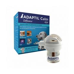 Diffuseur Adaptil Calm Ceva pour chien avec flacon 48 ml