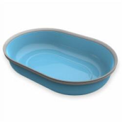 Écuelle 1 compartiment 420 ml bleu pour distributeur Surefeed