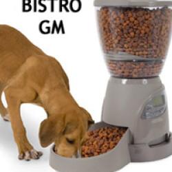 Distributeur programmable croquettes Bistro pour chien et chat 4.5 kg