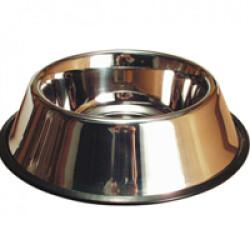 Écuelle inox conique antidérapante chien et chat 0,25 L