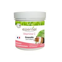 E.vitamine C en granulés pour rongeur