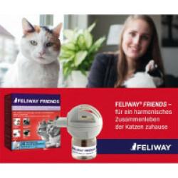 Feliway Friends Diffuseur avec recharge