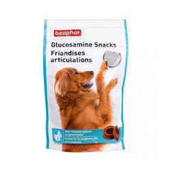 Friandise glucosamine Beaphar spéciale articulation pour chien