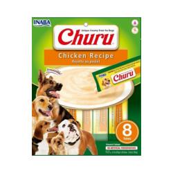 Friandises liquides Churu pour chien crème au poulet