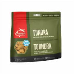Friandises Orijen Tundra pour chien Sachet 92 g