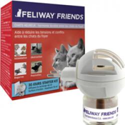 Diffuseur Feliway  Friends phéromone pour chat + recharge 48 ml