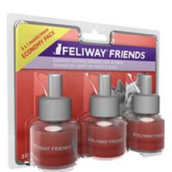 Pack de 3 recharges 48 ml pour diffuseur Feliway  Friends