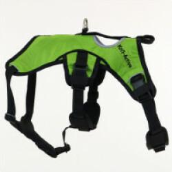 Harnais d'assistance Kn'1 Active Grip pour chien T1 Vert