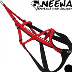 Harnais Neewa Racing H-Back T1 Small Rouge