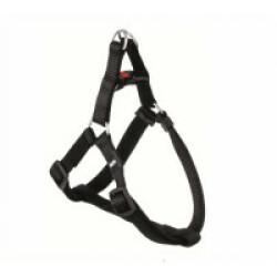Harnais pour chien Art Sportiv Plus Karlie noir Taille XS Largeur 10 mm Longueur 20/35 cm