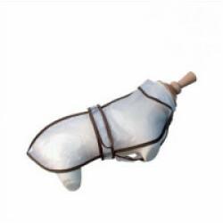Imperméable transparent pour chien T 46 cm