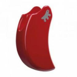 Coque interchangeable pour laisse rétractable Amigo Cord Mini rouge