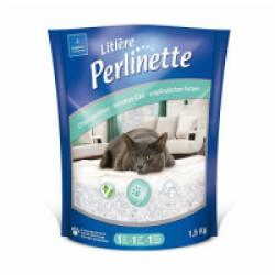 Litière Perlinette pour chat sensible