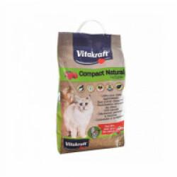 Litière pour chat Compact Natural Parfumée Vitakraft
