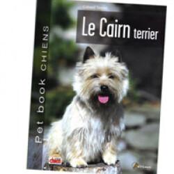 "Livre ""Cairn Terrier"" Collection Pet Book"