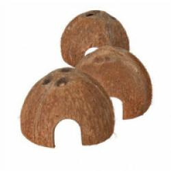 Lot de 3 cachettes noix de coco ø 8/10/12 cm Trixie