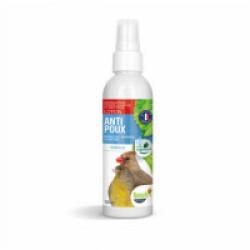 Lotion Bio Naturlys Anti poux pour oiseaux 125 ml