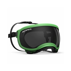 Masque Rex-Specs Small Vert lentilles claire et fumée (ancien modèle)