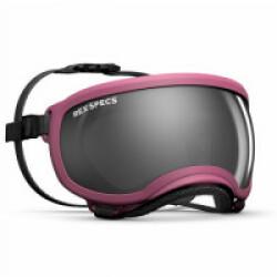 Masque Rex-Specs XL Rose lentilles claire et fumée