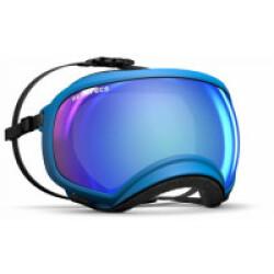 Masque Rex-Specs Medium Bleu lentilles claire et bleue miroir