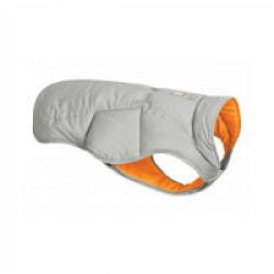 Manteau d'hiver Quinzee Ruffwear pour chien Taille XS Gris