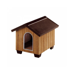Niche en pin pour chien Domus Ferplast Mini