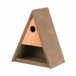 Nichoir et mangeoire en bois pour oiseaux du ciel 25 x 30 x 17 cm Trixie