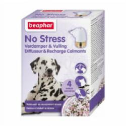 No Stress diffuseur calmant pour chien - 1 prise + 1 recharge 30 ml