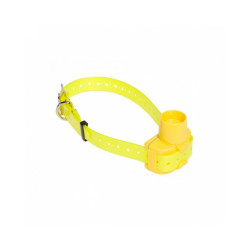 Collier de dressage chien Canibeep Radio Pro N°1 jaune
