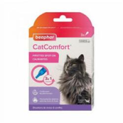 Pipettes CatComfort calmantes aux phéromones pour chats et chatons - 3 pipettes