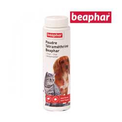 Poudre anti parasitaire Beaphar pour élevage animaux