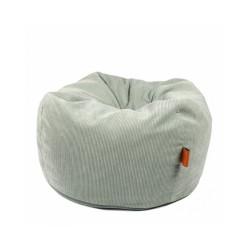 Pouf confortable pour chien et chat Chill Zack - Coloris Gris Clair