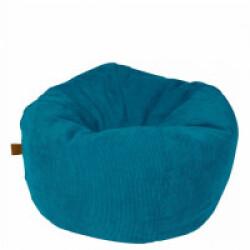 Pouf confortable pour chien et chat Chill Zack - Coloris Bleu