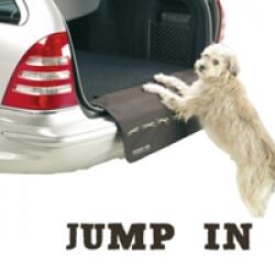 Protection pare choc de voiture Jumpin pour chien
