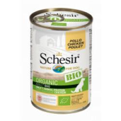 Pâtée BIO sans céréales pour grand chien Schesir