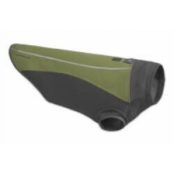 Pull léger et chaud pour chien Climate Changer™ Ruffwear vert XXS