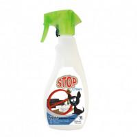 Répulsif spray d'intérieur pour chien 500 ml