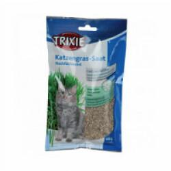 Sachet de semences d'herbe à chat Trixie pour chat adulte - 100 g