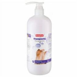 Shampoing démêlant Beaphar pour chien à poils longs 1 litre