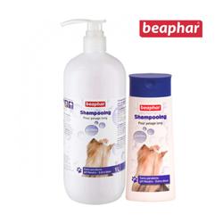 Shampoing démêlant antistatique 2 en 1 Béaphar pour chien et chat 1 L