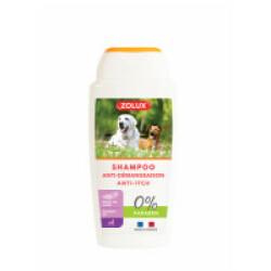 Shampoing Doggy Pro Zolux anti démangeaisons pour chien et chat 250 ml