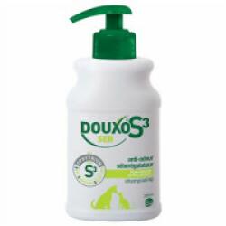 Shampoing séborrhée pour chien et chat Douxo S3 Flacon 200 ml