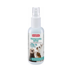 Shampoing spray sans rinçage pour rongeurs Beaphar - 150 ml