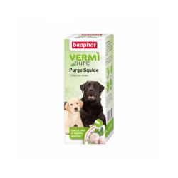 Solution de purge Vetonature aux plantes pour chien Beaphar flacon de 50 ml (DLUO 6 mois) (DLUO 6 mois)