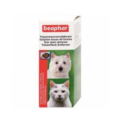 Solution pour chat et chien contre les traces de larmes - 50 ml